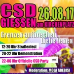 CSD - Christopher Street Day - Gießen