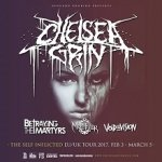 Bild: Chelsea Grin, Betraying The Martyrs, Make Them Suffer