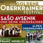Das goldene Oberkrainer Festival