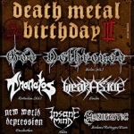 Bild: Death Metal Birthday