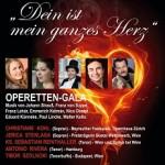 Dein ist mein ganzes Herz - Operettengala - Opera Classica Europa