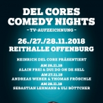 Bild: Del Cores Comedy Nights