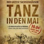 Depot 1899: Tanz in den Mai!