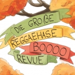 Bild: Der Reggaehase Boooo - Yellow Umbrella