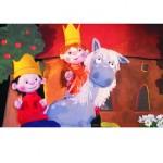 Der kleine König und das Pferd Grete