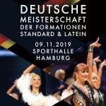 Bild: Deutsche Meisterschaft im Formationstanz Standard und Latein