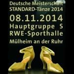 Deutsche Meisterschaft Standard-Tänze - Mülheim an der Ruhr