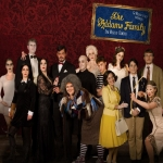 Die Addams Family - Musical des Go Musical to help Ensemble