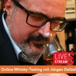 Digitale Whisky-Verkostung - Jürgen Deibel