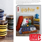 Bild: Digitales Harry Potter Strick-Event - Livestream