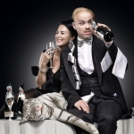 Bild: Dinner for One - Kammertheater Karlsruhe