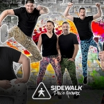 Sidewalk - Disco Rockerz