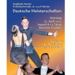 Deutsche Meisterschaften Jugend 10 Tänze + Senioren Latein