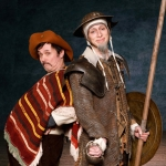 Don Quijote - Neues Globe Theater