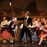 Don Quixote - Moldawisches Nationalballett