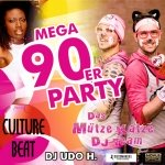 Bild: Die mega 90er Party in Lichtenfels