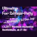 Bild: Die ultimative Fox-Schlager Party mit Almklausi