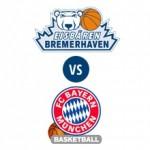 Eisbären Bremerhaven - FC Bayern München