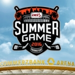 Eishockey Summer Game