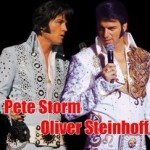 Elvis Tribute Shows - mit Oliver Steinhoff mit Band und Pete Storm