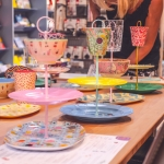 Etageren-Workshop mit Sandra Fritsch