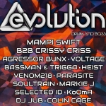 Bild: Evolution - Drum N Bass