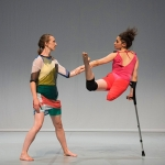 "Candoco Dance Company / Yasmeen Godder & Hetain Patel - ""Face In"" & ""Let's Talk About Dis"" Dt. Erstaufführung"