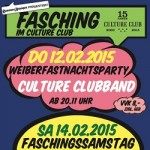 Faschingsamstags Party - Culture Club Hanau