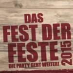 Das Fest der Feste  - moderiert von Florian Silbereisen