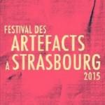 Festival des Artefacts 2015