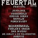 Feuertal Festival 2015