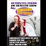 Feuerzangenbowle mit Dingensfittich - betreutes feiern! - Der Silvester-Kleinkunstabend in Fulda