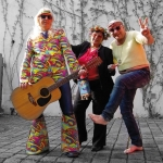 Flower-Power - Satire Theater Potsdam