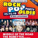 Rock-Pop-Oldie-Party - Bad Lippspringe