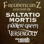 Freudentanz Festival - Saltatio Mortis, Fiddler´s Green, Versengold & Mr. Irish Bastard - VIP Ticket