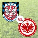 FSV Frankfurt - Eintracht Frankfurt