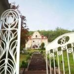 Führung in der Villa Franck