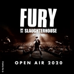 Fury In The Slaughterhouse - + Support  Open Air 2020 - Zusatztshow