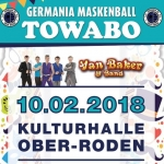 Bild: Towabo - Germania Maskenball