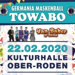 Towabo - Germania Maskenball