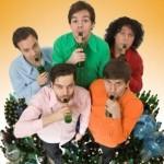 GlasBlasSing Quintett - Männer, Flaschen, Sensationen