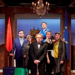 Bild: Global Player - Theater Lindenhof