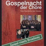 Gospelnacht - Gospel meets Broadway