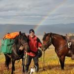 Abenteuerreiter - Zu Pferd von Feuerland nach Alaska
