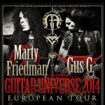 Gus G & Marty Friedman