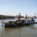 Hafenrundfahrt Duisburg - MS Heinrich Thöne
