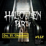 Halloweenparty - KUZ Mainz