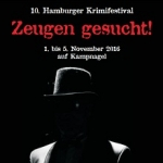 Bild: Hamburger Krimifestival