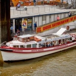 Harbour Tour - ENGLISH guided 2020 - 1 hour tour in the harbour of Hamburg