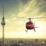 Helikopterrundflug Berlin City
